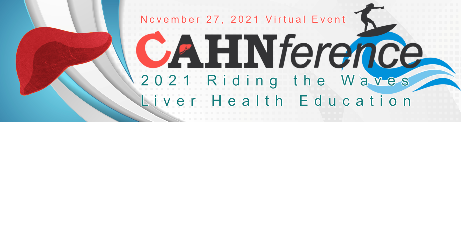 CAHNference 2021